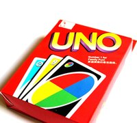 Wholesale high quality UNO card game playing cards family fun updated quality paper