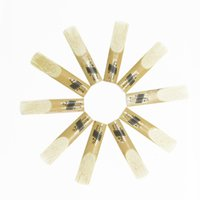 Wholesale Saxophone Accessories Pieces Reed Bamboo for Eb Saxophone Sax Accessories