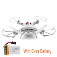 rc uav - F11323 A Extra Battery JJRC H8C CH G MP Camera RC Quadcopter Uav Drone Helicopter RTF W LCD D Axis Explorers FS