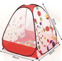 Wholesale 10pcs Baby kids children Beach tents game house tent large house size cm