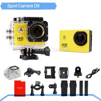 action photography - HOT SALE Inches Action Photography Camera Under water Waterproof m digital Cameras Video mini camcorders D9 NEW