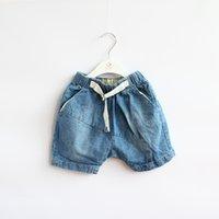 Wholesale Children Clothing Manufacturers China Girls Shorts Summer New Fashion Kids Clothes Korea Brand Denim Shorts xjk