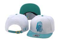 ball king - white Lastkings Snapback hats blue snakeskin strap Last King Hats Snapbacks Hip Hop adjustable hats cheap sports ball caps TY