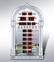 azan times - 10pcs azan times watch Programmed and world times Makkah muslim azan praying clock