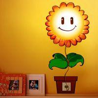 atmosphere wallpaper - Novelty Wallpaper Lamp DIY Paper Wall Lamp Cartoon Atmosphere night Light Models dog flower pig journey