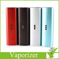 Wholesale Electronic Cigarette Vaporizer Kits Pen Aroma Diffuser Vaporizer For Dry Herb Wax E Cigarette E cig for Solid Liquid Herb Cut tobacco jaguar