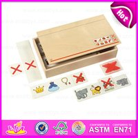 domino game set - for you Travel wooden toy kid domino game set Educational Toys Dominoes For Children s Games give your best memory