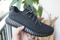 Cheap Pirate Black Yeezy 350 Boost Kanye West Unisex Running Shoes Oxford Tan Moonrock Yeezys Boots Shoe