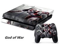 Cheap decal paster for PS4 Best Skins stickers for Sony