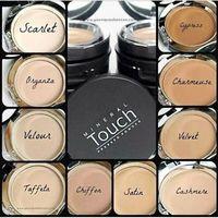 liquid minerals - 2015 Mineral Touch Cream Foundation Pressed Powder Fond DE TEINT CREME OZ g Comes in Shades