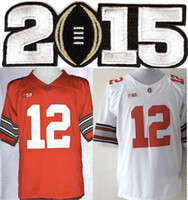 Wholesale Playoffs Cardale Jersey Ohio State College Football Jerseys New Style Cheap Jersey Embroidery logos