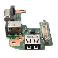 Wholesale New Stylish For DC AC Power Jack Port VGA USB IO Board PFYC8 For DELL For INSPIRON R M5110 N5110