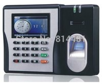 Wholesale 2 quot Biometric Fingerprint Time Attendance Access Control RFID Card Function TCP IP Free with SDK A5