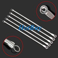 Wholesale Silver Blackhead Comedone Acne Blemish Remover Extractor Tool Stainless