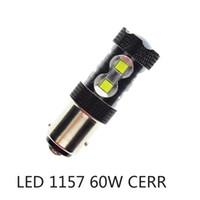 best fog light - Best Price BAY15D K W CREE LED Super Bright White LED Car Fog Light Turn Signal light Fog Lamp