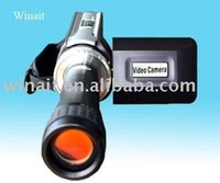Wholesale DHL for model DV T inch TFT LCD digital video with telescope digital camcorder