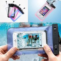 galaxy note 3 phone - Universal Waterproof Bag Case Pouch Phone cases for iPhone Plus S C S Samsung Galaxy S6 S5 S4 Samsung Note