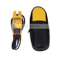 Cheap Wholesale-Fluke T5-1000 with Labloot Holster Voltage Continuity Current Clamp Meter
