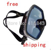 Wholesale Diving Masks Submersible glasses valve silica gel submersible mirror submersible mask water scuba diving mergulho