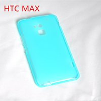 Cheap Ultra thin Slim High Quality Soft GEL TPU Jelly Case Cover for HTC ONE MAX T6 cases 8088 8060