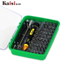 Wholesale K T9051 in Versatile Screwdrivers Set Cell Phone Repair Tool Set Tweezer Mobile Laptop Tablet