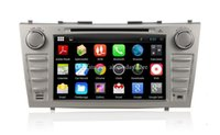 dvd audio - Android Car DVD Player for Toyota Camry w GPS Navigation Radio BT USB SD DVR Audio Stereo WIFI Screen