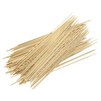 bamboo skewers wholesale - CM Bamboo Wooden BBQ Party Skewers Disposable Sticks Meat Food Long Catering Picnic Barbecue Accssories order lt no trac