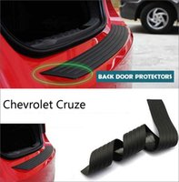 Wholesale Rear Back Door Sill Scuff Plate Bumper Protector For Chevrolet Cruze Rubber Factory