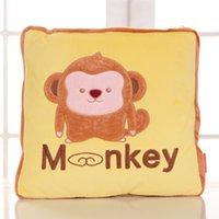 Wholesale New Quilt Chinese Zodiac Multi function Dual Purpose Cushion Cover