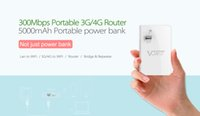portable wifi router - VONETS Mini Magic G Mbps Mobile Hotspot WiFi Repeater3G G Wireless Router Bulit in A mAh Portable Power Bank C1993