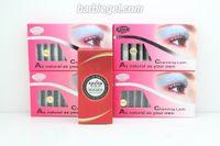 beauty case eyelashes - Hot Sale Cases False Eyelash Extension Piece Navina Eyelash Glue Lash Extension Brand Makeup Eye Beauty Special Offer