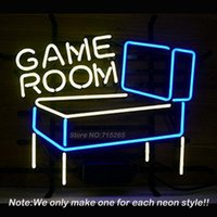 arcade games pinball - Super Bright New Pinball Arcade Game Room Neon Sign Neon Bulb Recreation Game Room Garage Wall Sign Handcraft Store Display17x14