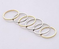 Wholesale Jewelry Direct Selling Promotion Cluster Mexican Unisex Gift Mix Size Urban Stack Plain Cute Above Knuckle Ring Band Midi Gold Silver