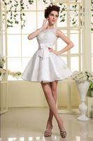 Wholesale 2015 bowknot graduation dress sexy noble short dress PROM dress gowns homecoming dress