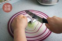 Wholesale 2016 hot ECHO household knife stone multifunctional grindstone Kitchen kitchen knife grinding Ceramic sharpener device gifts