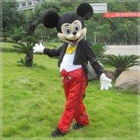 Detalles sobre la nueva Popular Sr. Mickey Mouse dibujos animados mascota disfraz Navidad envío gratis