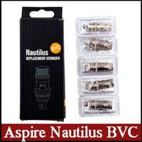 Cheap aspire BVC coils Best Nautilus mini bvc Coil