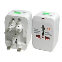 Wholesale Universal Travel Wall Charger Universal Adapter Power Charger Plug AU UK US EU All in one