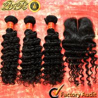 Cheap Peruvian Hair Brazilian Hair Best Deep Wave Natural Color,Natural Black Remy Human Hair