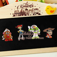 assorted magnets - Toy story Funny Refrigerator stickers Assorted state magnets cartoon Fridge Stickers Kitchen Memo Home Décor