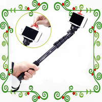 Wholesale Yunteng Tripod Monopod For Camera And Phone Monopd For SLR Digital Camera I Phone Width In The mm mm Inside Camera And Camera