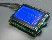 Wholesale New Mini AVR DSO150 x DC Channel Digital Storage mini pocket Oscilloscope With USB Cable AVR Bit Core