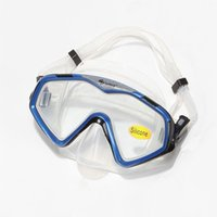 Wholesale H457 Swim goggles silicone diving mask diving equipment male and female models snorkeling mirror