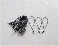 Wholesale Craft Small lanyard Phone Sling DIY Strap Toy Doll Accessories LA0408 black