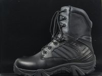 army specialist - 1PAIR Delta Outdoor Camping Specialist Boots Army Boots Shoes EMS Brown Black Chinese Size