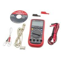automotive ammeter - UNI T UT109 Handheld Automotive Multi Purpose Meters Digital Multimeter Ammeter Multitester Tester Multimetro