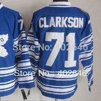 Cheap 2015 Wholesale Hockey Toronto #71 David Clarksson jerseys, 2014 winter classic jerseys, pls read size chart before order
