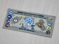 afghanistan war - Stennis CVN aircraft carrier CVW Afghanistan Iraq war commemorative badge