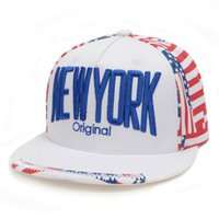 new york hats - HIPHOP New Arrival NEW YORK Snapback Hats Caps Fashion Designer COTTON Adjustable Baseball Hat Cheap Basketball Hats Goldtop