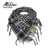 Wholesale Fashion Accessories Scarves Scarves Wraps Men scarf For the military men scarf whole sale high end plaid whole sale wool